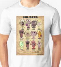 MR>BEER POSTER #2 Unisex T-Shirt