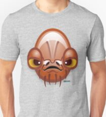Admiral Ackbar Unisex T-Shirt
