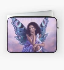Evanescent Fairy & Dragon Art Laptop Sleeve