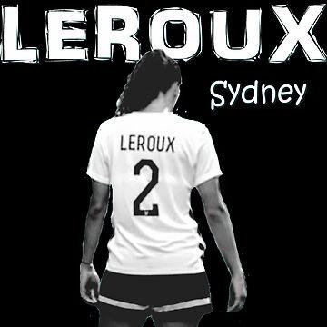 Sydney Leroux by Ecila
