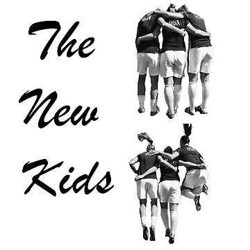 The New Kids by Ecila