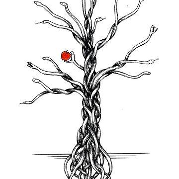 Tree of knowledge by yatskhey
