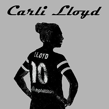 Carli Lloyd by Ecila
