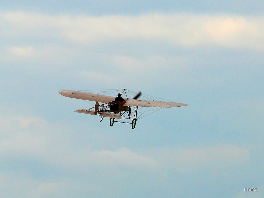 Aerobatic Aviator by Marc-Pierre Lubas