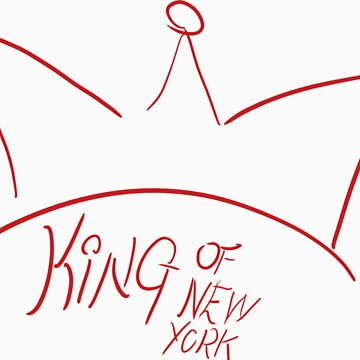 king of new york by jnwa