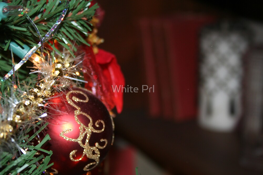 Merry Christmas by White Prl