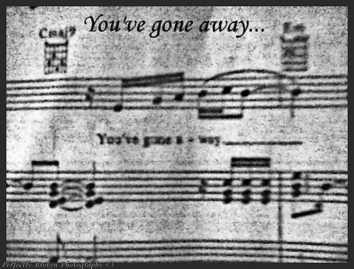 Since You've Gone Away by Lindsey W