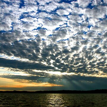 Last Rites, Torch Lake by jlady