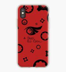 Qrow Emblem Pattern iPhone Case