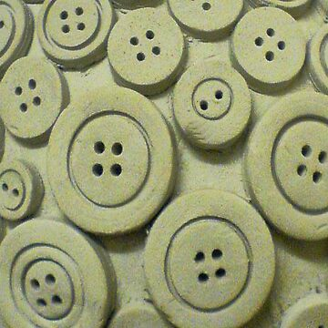 Clay buttons by frazeled1