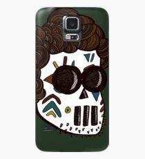 Mexico's skull Case/Skin for Samsung Galaxy