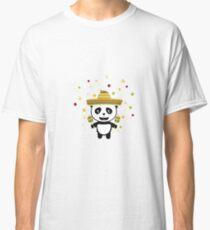 Panda Mexico Fiesta R8y7v Classic T-Shirt