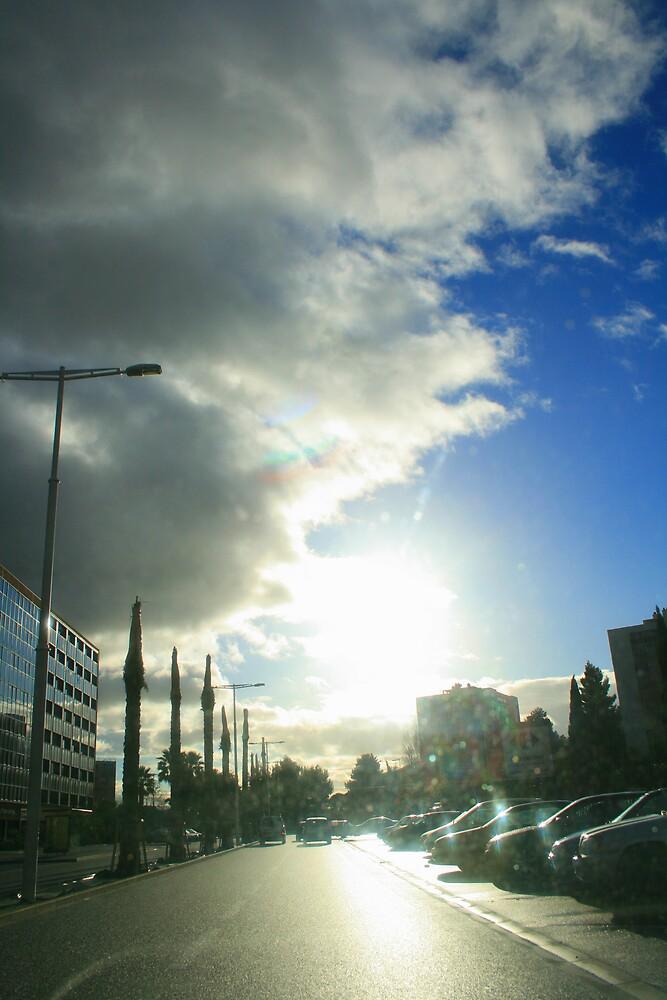 Sun's up by jasonjerbil