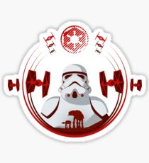 Imperial Stormtrooper Sticker