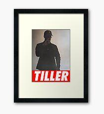 Bryson Tiller  Framed Print