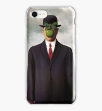 Magritte Apple Iphone Case | Skin | Cover iPhone Case/Skin