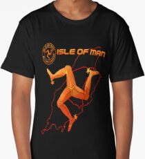 Isle of Man  Long T-Shirt