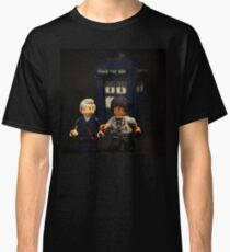 The Doctor and Bill Classic T-Shirt