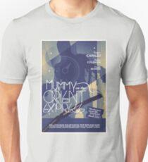 Mummy On The Orient Express Unisex T-Shirt