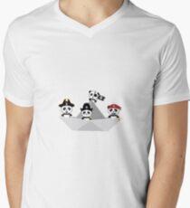 Panda Pirates Paperboat Crew  R6lca T-Shirt