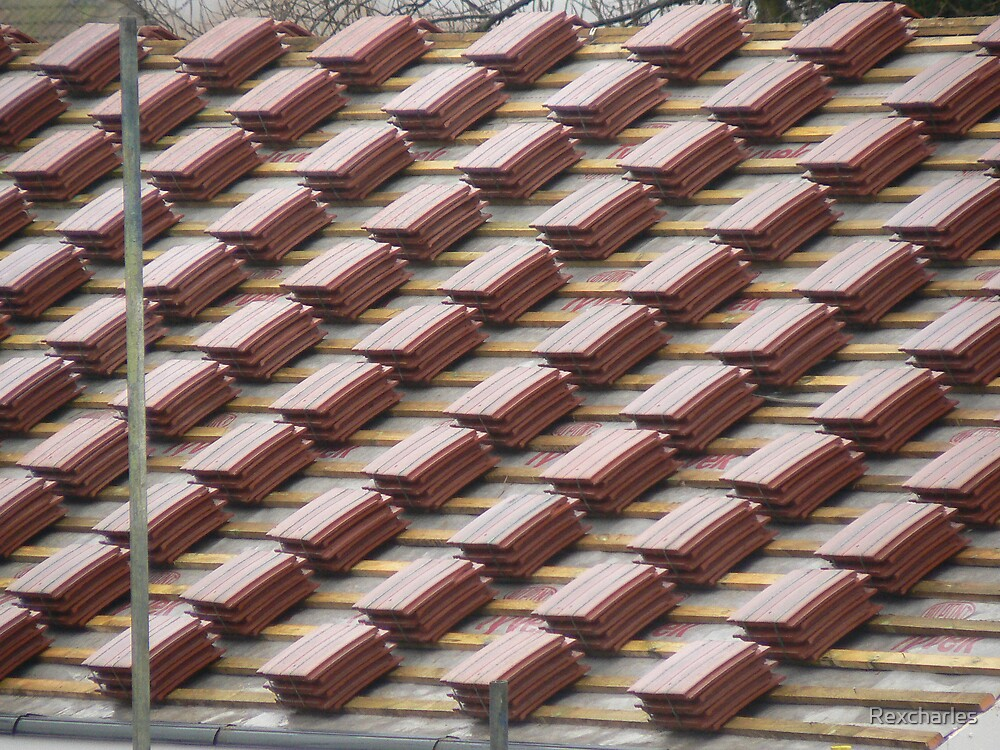 Stack of Tiles by Rexcharles