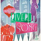 The Husbands of River Song by Stuart Manning
