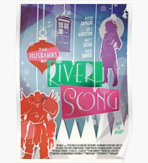 The Husbands of River Song Poster