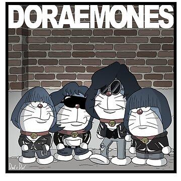 DORAEMONES Cover  by DanDav