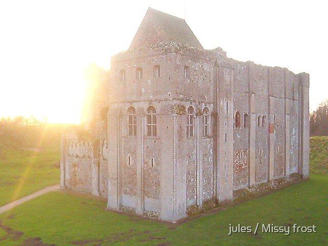Castle Rising by jules / Missy frost