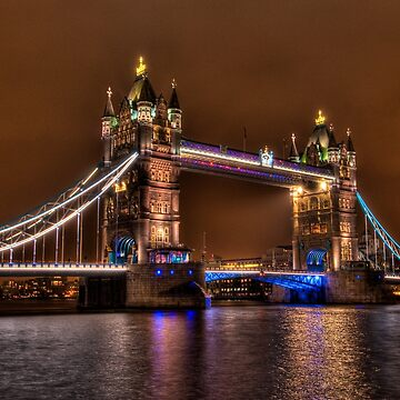 Tower Bridge, London by eschlogl