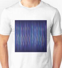 stars blue background Unisex T-Shirt
