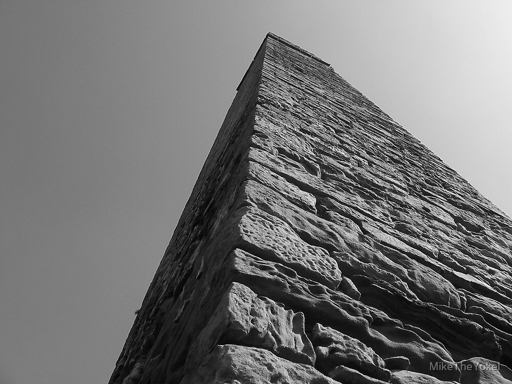 old mine chimney by MikeTheYokel