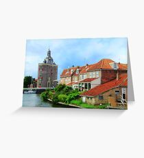 Enkhuizen, Netherlands Greeting Card