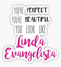 Look Like Linda I Sticker