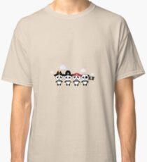 Panda Pirates Crew Rt4v1 Classic T-Shirt