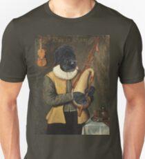 Rocko the Bard of York Unisex T-Shirt