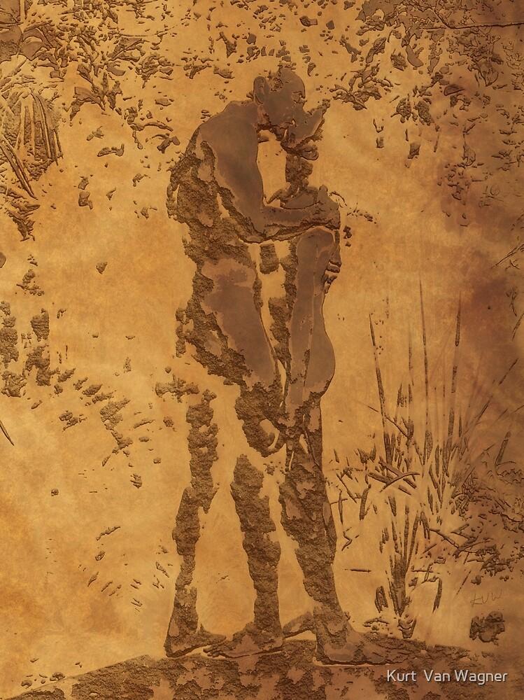 Garden of Eden by Kurt  Van Wagner