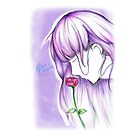 (Sketch 052) Rose by liajung