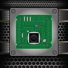 CPU on the motherboard by valeo5