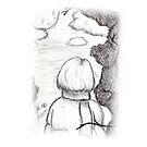 Sketch 010 - #Landscape by liajung