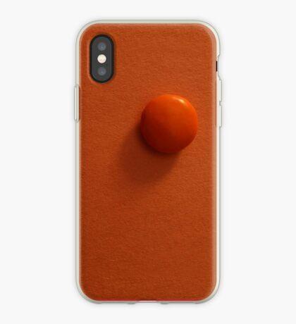 Simply Orange iPhone Case