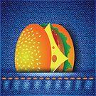 hamburger by valeo5