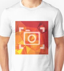 camera symbol T-Shirt