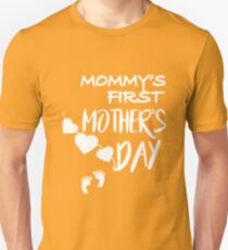 First Mothers Day  Unisex T-Shirt