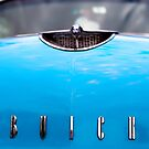 Blue Buick by Norman Repacholi