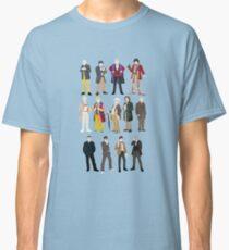 13 Doctors Classic T-Shirt