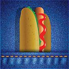 hot dog by valeo5