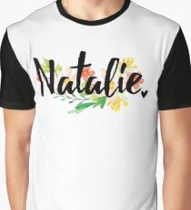 Personalised Bridal  Graphic T-Shirt