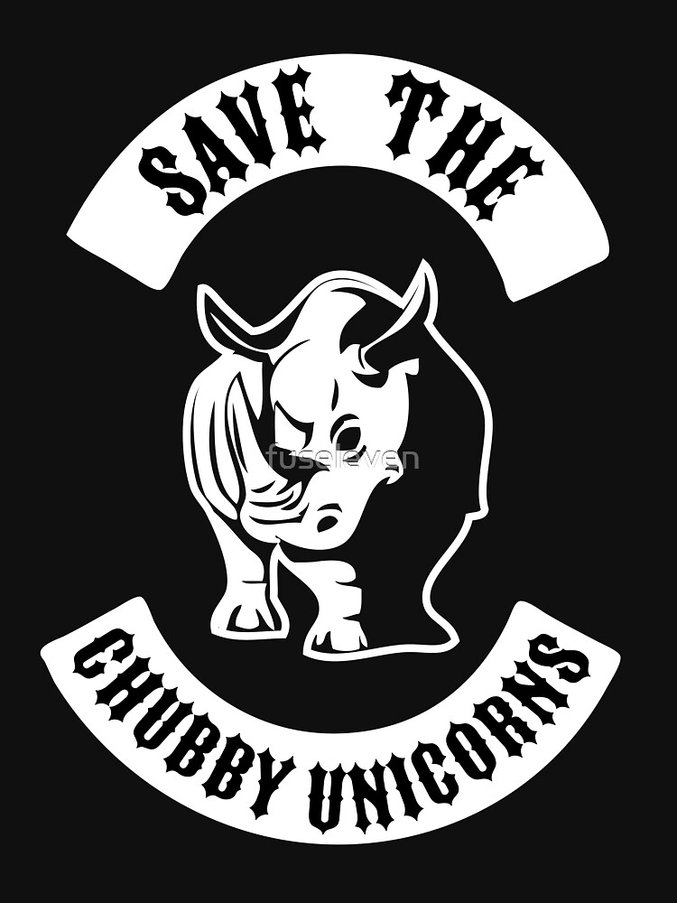 Save the Chubby Unicorns by fuseleven