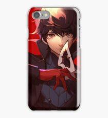 Persona 5 Joker iPhone Case/Skin